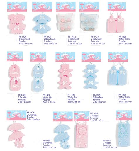 Baby Shower Favors Trading by Mtc Trading Co Inc