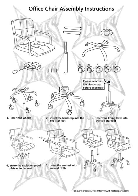 assembly instructions n z t motorsports online store