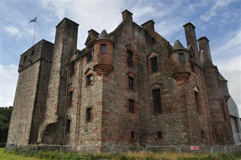 newark castle port glasgow scotland port glasgow