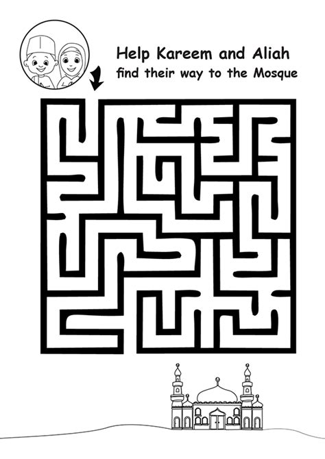 word search ramadan printable ramadan maze and crossword printable activities in the
