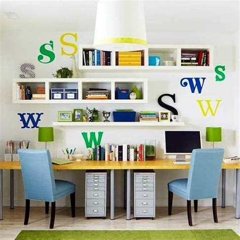 Small Home Office For Two 15 Small Home Office Designs Saving Energy Space And