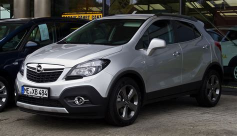 Opel Mokka Archives The Truth About Cars