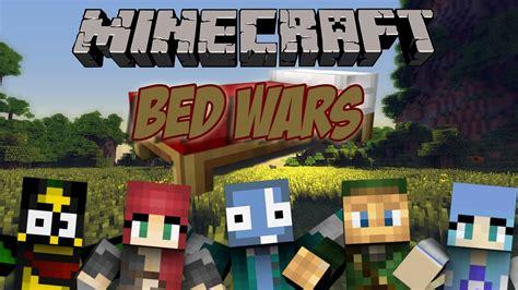 minecraft letto difendiamo il nostro letto minecraft bedwars ita