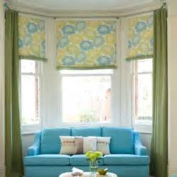 Bay windows are a beautiful feature in any room but dressing them can