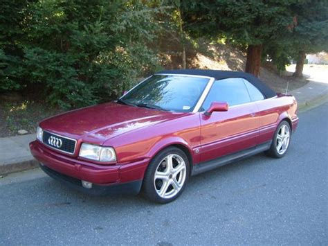 where to buy car manuals 1994 audi cabriolet electronic valve timing tiernan32 s 1994 audi cabriolet in walnut creek ca