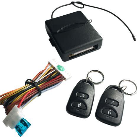 Auto Door Remote - universal car auto remote central lock kit door lock