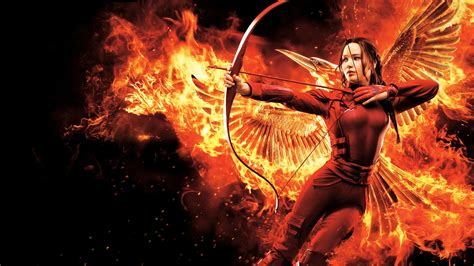 The Hunger Mockingjay the gallery for gt hunger flaming arrow
