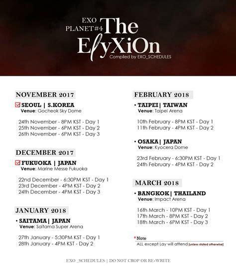 exo elyxion tour doubℓe est 더블이스트 exokiss88 twitter