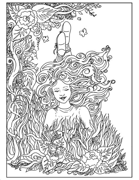 artistic coloring pages nouveau coloring pages s mac s place to be