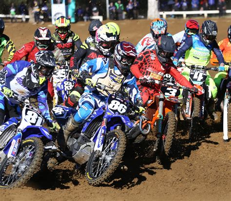 Mastin Blasts Two Stroke Ktm To Mx2 Victory At Nowra