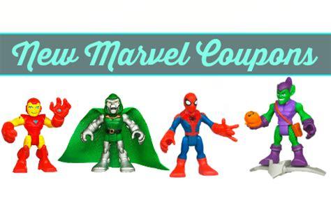 Marvel Coupons Printable
