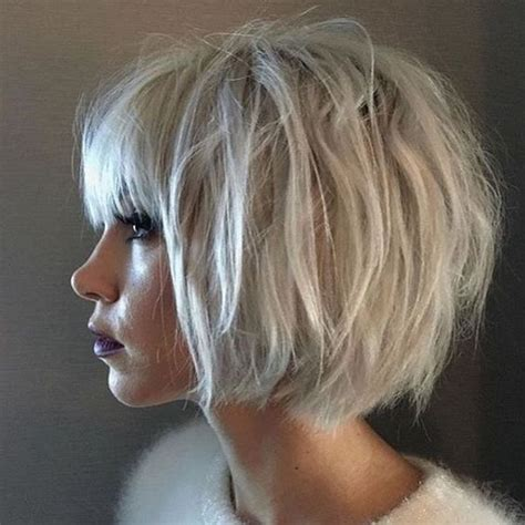 hairstyles with textured bangs 8 stunning short hairstyles with texture