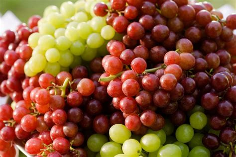 imagenes de uvas naturales mascarilla casera de manzana uvas y aloe vera para