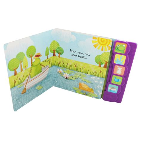 row row your boat sound book row row row your boat sound book by parragon sound