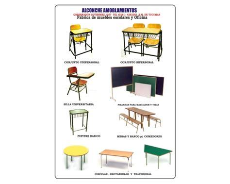 escritorios tucuman alconche amoblamientos muebles escolares en san miguel