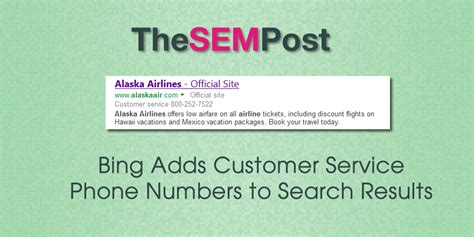 Phone Number Lookup Service Search Adds Customer Service Phone Numbers To Search Results