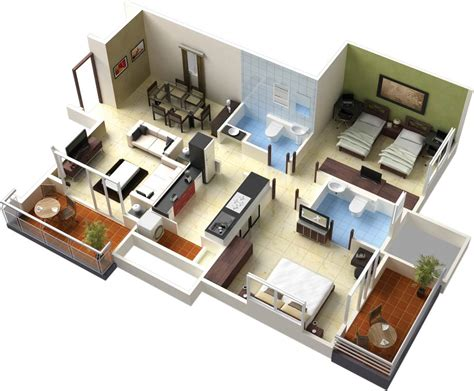 home planner home design stunning d home plan house plans designs