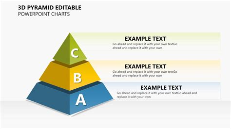 3d Pyramid Editable Powerpoint Charts Presentation Youtube 3d Pyramid Powerpoint Template