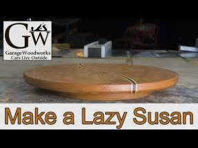 how to make a lazy susan for a kitchen cabinet lazy susan made of 100 wood doovi