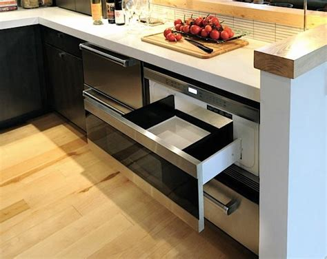 Microwave Oven Drawer Style by Best Built In Microwave