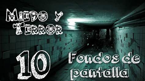 imagenes de terror hd para pc 10 fondos de pantalla hd tema miedo y terror youtube