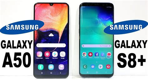 Samsung Galaxy A50 Test by Samsung Galaxy A50 Vs Galaxy S8 Plus Speed Test