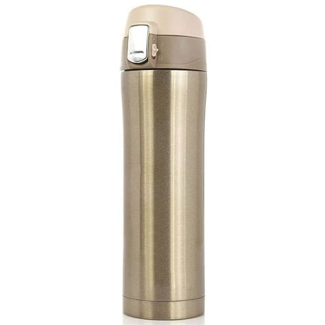Colourful Thermos Insulated Mik Water Bottle 500ml Ther 500ml stainless steel insulated thermos cup coffee mug with lid colored travel drink bottle in