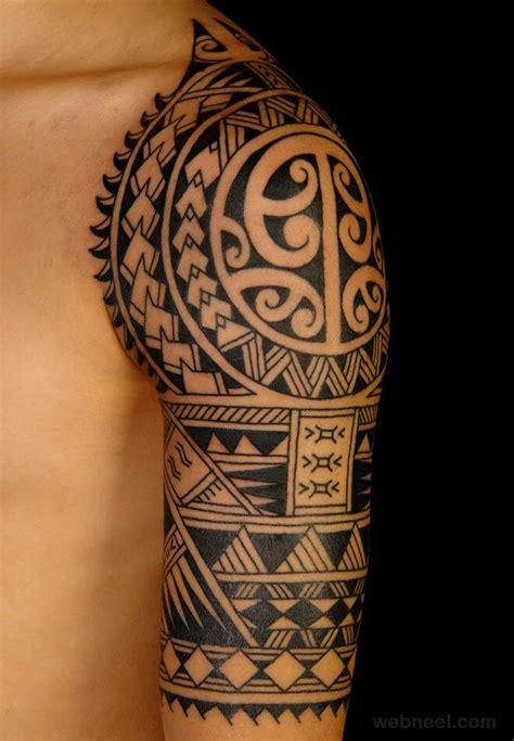 Power 70 Best Tribal Tattoos For Men Improb Back Tribal Tattoos For 2