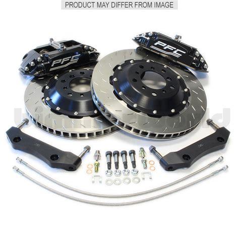 bmw brake parts performance friction e36 m3 mz3 front brake kit