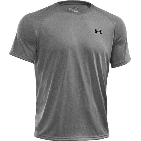 amazon under armour mens ua tech short sleeve t under armour 2017 mens ua tech ss t shirt heatgear gym
