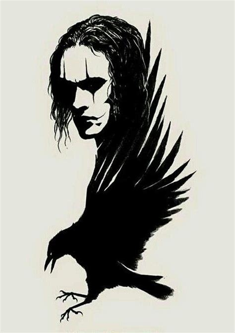 17 best images about brandon lee the crow on pinterest