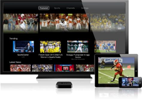 watchespn apps available on xbox one, iphone, ipad