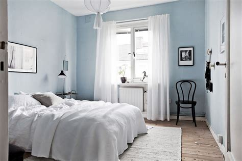 Blue Bedroom Wall Decorating Ideas by Bedroom With Light Blue Walls Bedroom