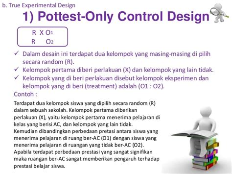 design of experiment adalah metode penelitian eksperimental
