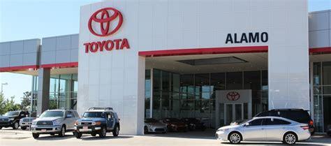 Toyota Dealerships In San Antonio About Alamo Toyota Inc In San Antonio Toyota