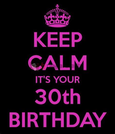 kutipan dan ungkapan untuk ulang tahun ke 30 bramardianto