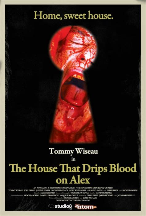 The House That Drips Blood On Alex 2010 Filmweb