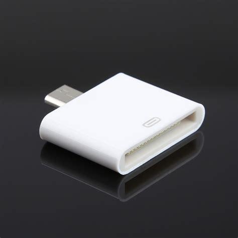 Adaptor Iphone 4 mini usb to iphone adapter usb