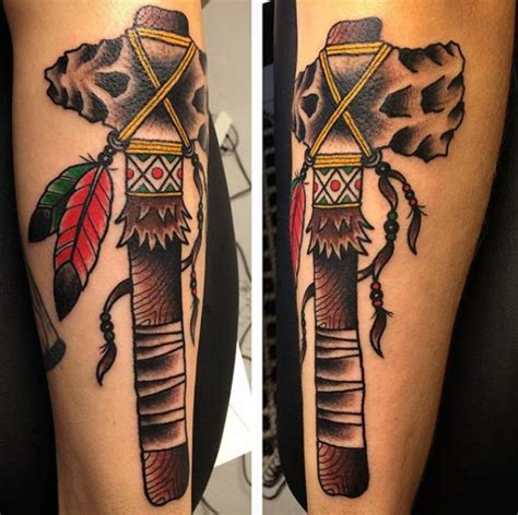tomahawk tattoo designs traditional american tribal tattoos www pixshark