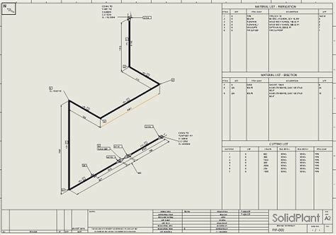 isometric piping diagram generating piping isometric drawings