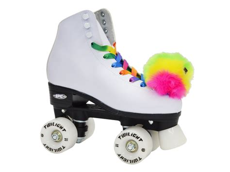 light up roller skates epic allure light up roller skates lowpriceskates com