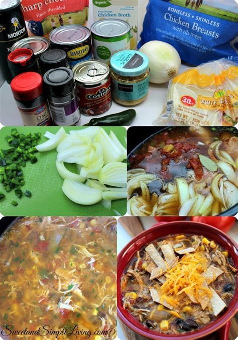 cooking light chicken tortilla soup chipotle chicken tortilla soup