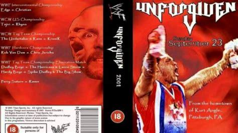unforgiven theme song wwe unforgiven 1999 2001 theme song full hd youtube