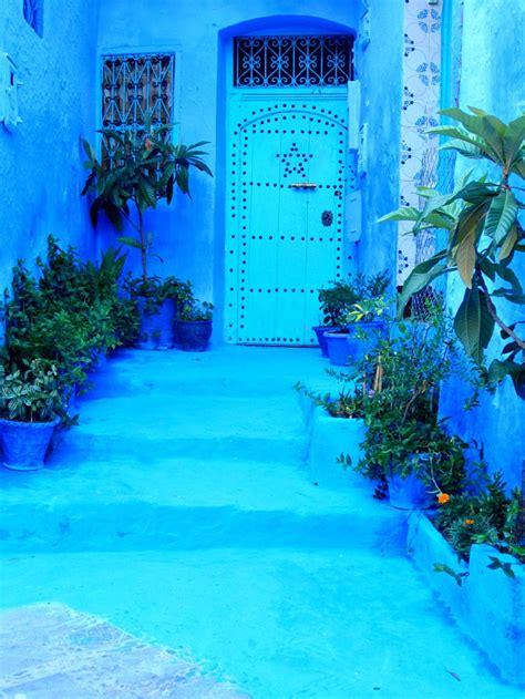 blue city morocco chair morocco mondays falling in love with chefchaouen the