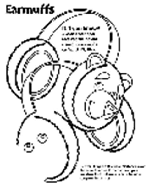 earmuff coloring page design a racecar crayola co uk