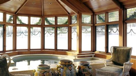 Potting Shed Spa by A Magical Winter Weekend At Blantyre In The Berkshires