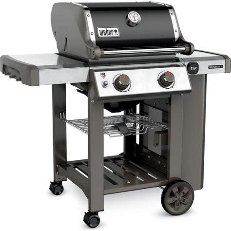weber genesis 210 weber genesis ii e 210 2 burner gas grill 60010001
