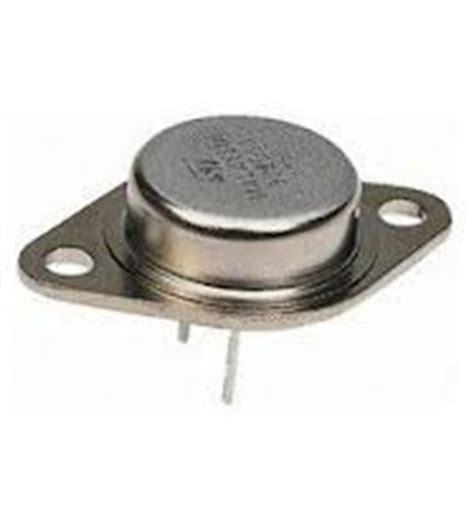 le transistor 2n3055 electronique 3d le transistor 2n 3055
