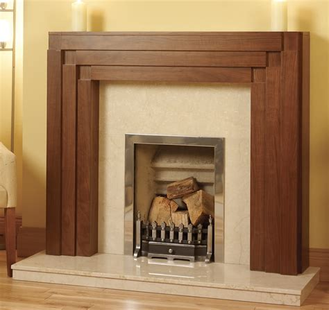 unique fireplace collection with wooden frame paragon
