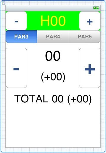 layout inheritance android golf score counter for iphone smartphone apps dev notes